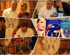 Potpisivanje knjiga Neverbalna komunikacija na delu i Razlike među kulturama