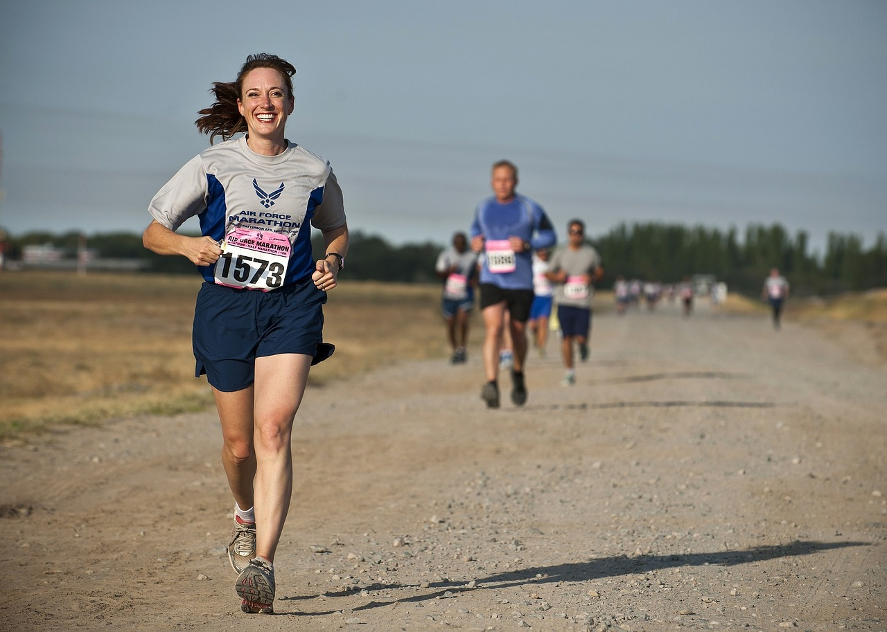trcanje, maraton