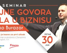 Seminar/ Govor tela u BIZNISU / Zrenjanin